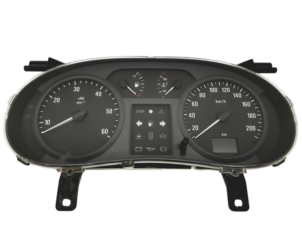 Velocímetro/Instrumentos Y Relojes Trafic Vivaro 8200279068 B Renault 30061