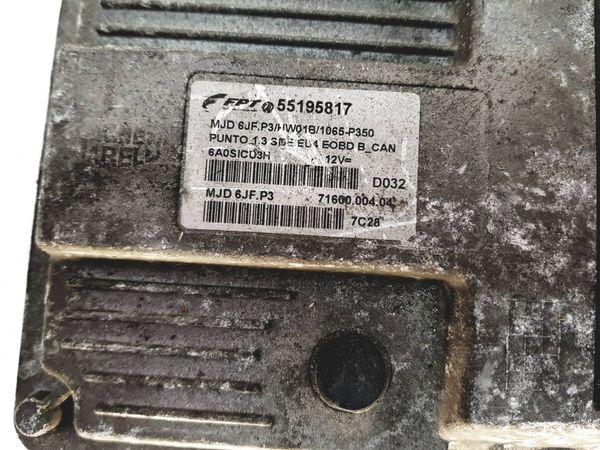 Controlador FGP MJD6JF.P3 55195817 Fiat 28155